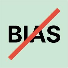 look for bias or hidden agendas